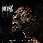 MORONIC - recipes for disaster CD