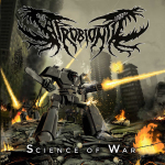 SAPROBIONTIC - science of war CD
