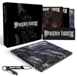 MISERY INDEX - rituals of power BoxCD