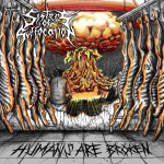 SISTERS OF SUFFOCATION - humans are broken CD