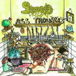 SERRABULHO - ass troubles CD