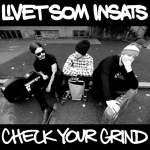 LIVET SOM INSATS - check your grind CD