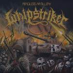 WHIPSTRIKER - merciless artillery CD