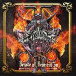 AKELARRE - decade of desecration CD