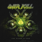 OVERKILL - the wings of war DigiCD