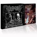 REVEL IN FLESH - deathevokation CD + Slipcase