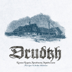DRUDKH - a few lines in archaic ukrainian DigiCD