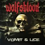 WOLFSBLOOD - vomit & lice DigiCD