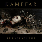 KAMPFAR - ofidians manifest CD