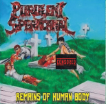 PURULENT SPERMCANAL - remains of human body CD