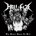HELLFIRE - the seven gates in hell CD