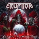 ERUPTION - cloaks of oblivion CD