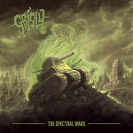 GRISLY - the spectral wars CD