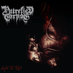 PUTREFIED CORPSE - left to rot CD