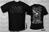 SKINLESS - life sucks T-Shirt