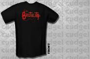 BRUTALITY - logo T-Shirt