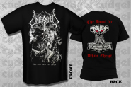 UNLEASHED - we will hunt you down T-Shirt  L