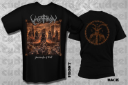 VARATHRON - patriarchs of evil T-Shirt