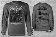 EMPEROR - in the nightside eclipse grey Longsleeve Shirt