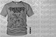 PAGANIZER - death metal T-Shirt  L