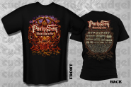 PARTY.SAN OPEN AIR 2019 - raw blasphemy T-Shirt