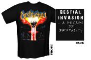 DESTRUCTION - infernal overkill T-Shirt  XL