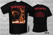 BATHORY - hammerheart T-Shirt  L