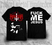 MARDUK - fuck me jesus T-Shirt