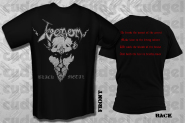 VENOM - black metal T-Shirt  XL