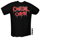 CANNIBAL CORPSE - logo T-Shirt