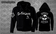 SIX FEET UNDER - death metal Zip Hoodie