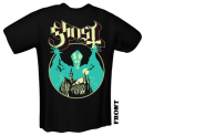 GHOST - opus eponymus circle T-Shirt