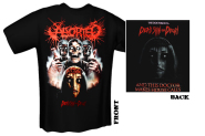 ABORTED - dead skin T-Shirt