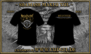 "MELECHESH - shamash maklu xul T-Shirt ""exclusive merch"""