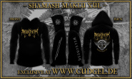 "MELECHESH - shamash maklu xul Hoodie Sweatshirt ""exclusive merch"""