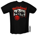MOTÖRHEAD - stamped band T-Shirt