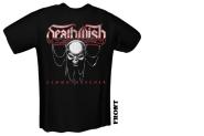 DEATHWISH - demon preacher T-Shirt