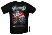 ABORTED - gorebusters T-Shirt