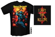 DEVIL DRIVER - warrior T-Shirt