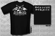 MARDUK - serpent sermon wings T-Shirt