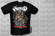 ABORTED - scriptures of the dead T-Shirt