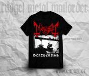 MAYHEM - deathcrush black T-Shirt