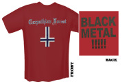 CARPATHIAN FOREST - norway red T-Shirt