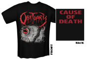 OBITUARY - cause of death T-Shirt