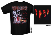 CARCASS - necroticism T-Shirt