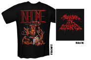 INHUME - moulding the deformed T-Shirt gr. M M