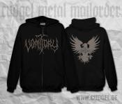 VOMITORY - eagle crest Zip Hoodie