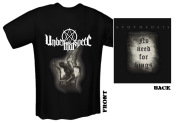 UNDER THAT SPELL - apotheosis T-Shirt  XL