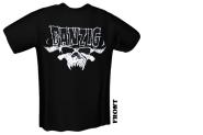 DANZIG - skull T-Shirt  L