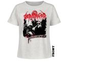DERANGED - postmortem rituals T-Shirt